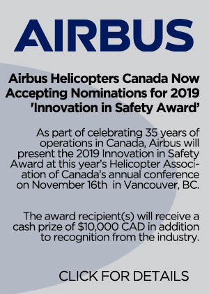 The Helicopter Association of Canada